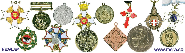 medaljmontage